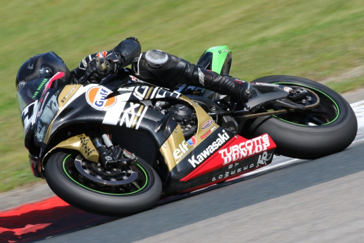 How to: Be a Canadian Superbike professional racer