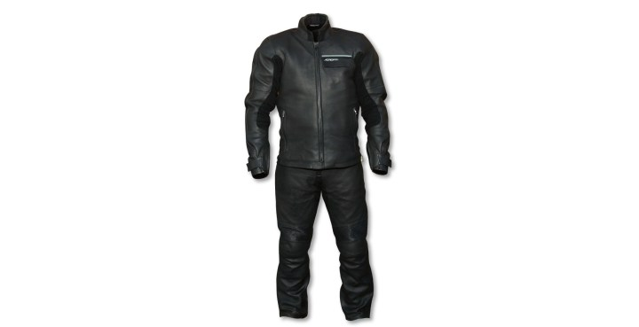 Aerostich releases Transit 3 all-weather leathers