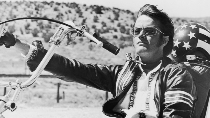 Rest in peace, Peter Fonda, star of Easy Rider