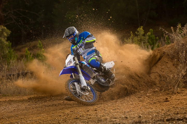 Yamaha brings out a new WR250F