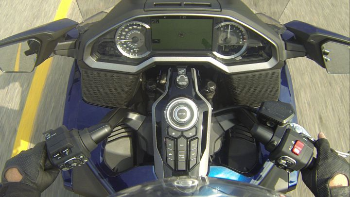 Opinion: Motorcycle gadgets