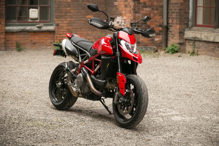 Test Ride: 2019 Ducati Hypermotard 950