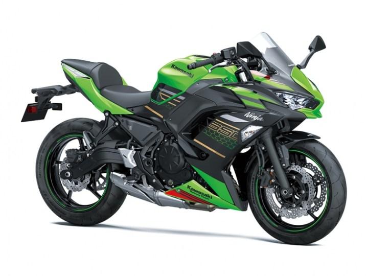 Kawasaki Ninja 650 getting modest upgrades for 2020