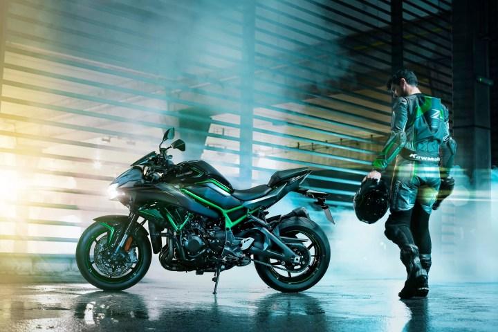 Here's the Kawasaki Z H2