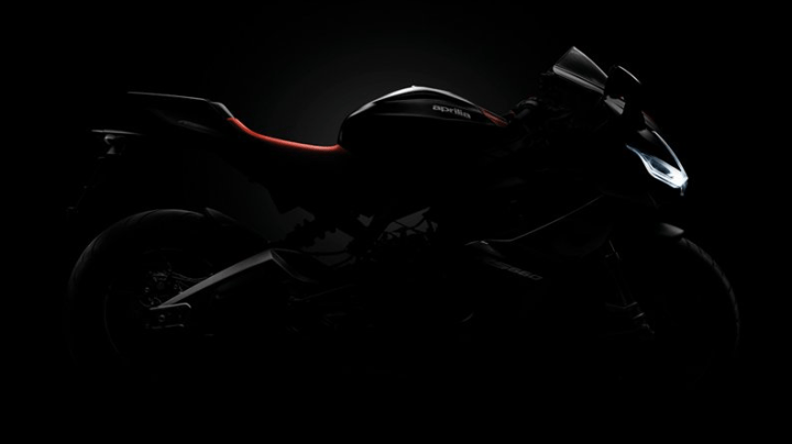 Aprilia information leaked ahead of EICMA