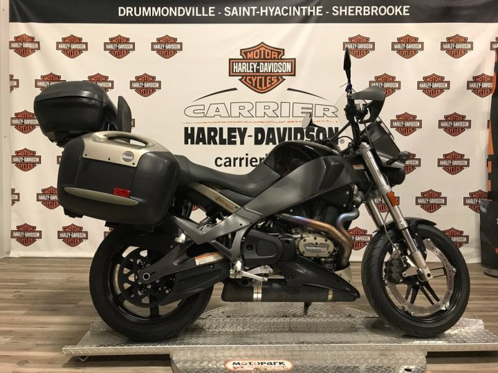 Find of the Month: 2008 Buell Ulysses XB12XT