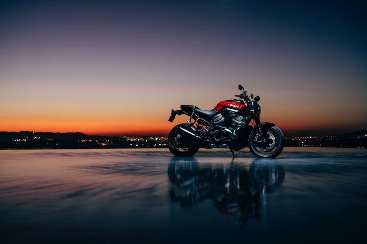 Harley-Davidson gives details on Pan America, Bronx models