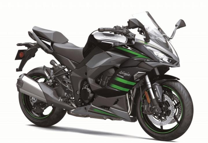 Kawasaki Ninja 1000SX sport tourer significantly upgraded for 2020