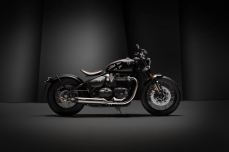 It's the same basic engine as the standard Bobber, but with more power, thanks to internal upgrades.