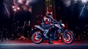 2020 Yamaha MT03