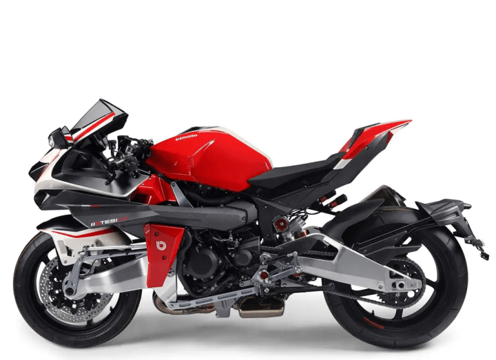 Bimota Tesi H2: Supercharged madness!