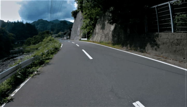 Riding in Japan