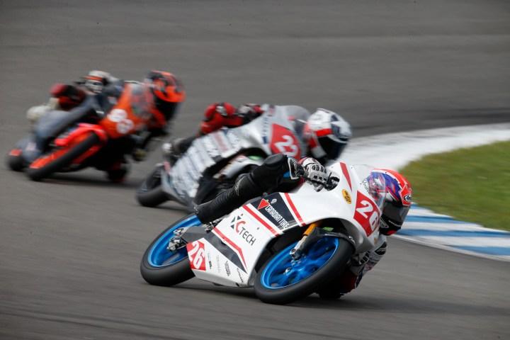 Jonathan Finn retires from racing
