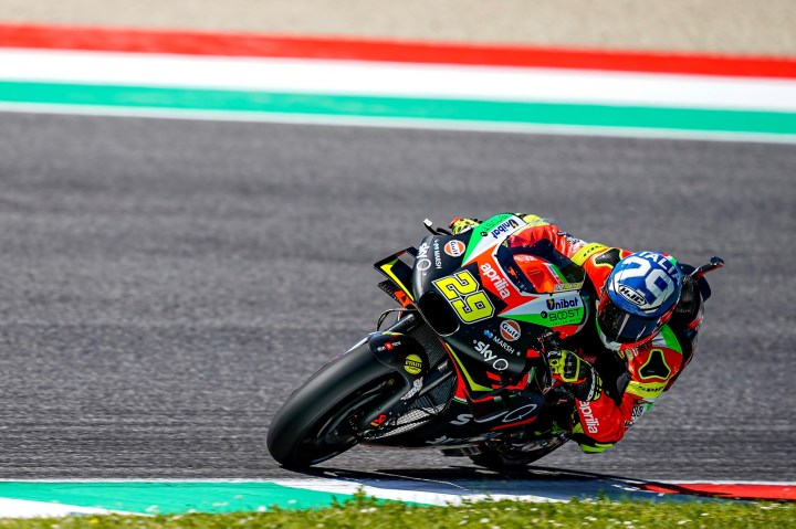 Andrea Iannone sees second drug test sample come back positive