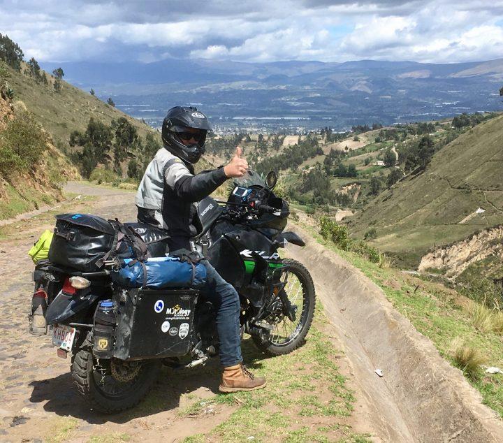 Jeremy's Journey: Into South America