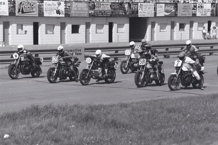 Forty years of Canadian Superbike