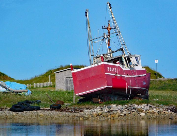 Slumming it: Hobo riding in Newfoundland