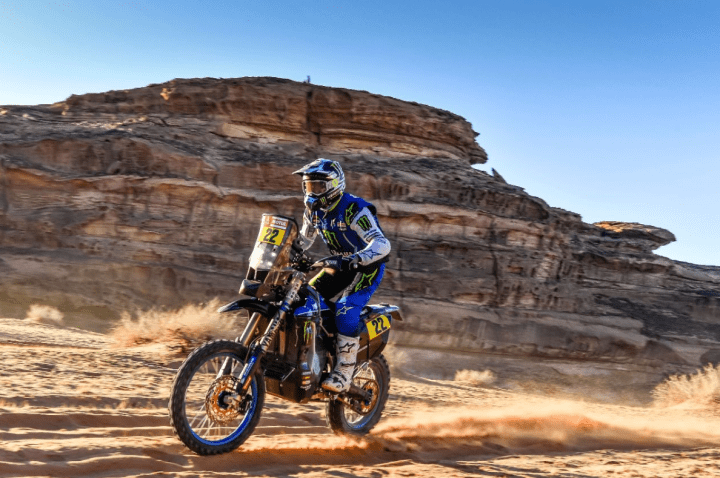 2020 Dakar Rally: Day 6