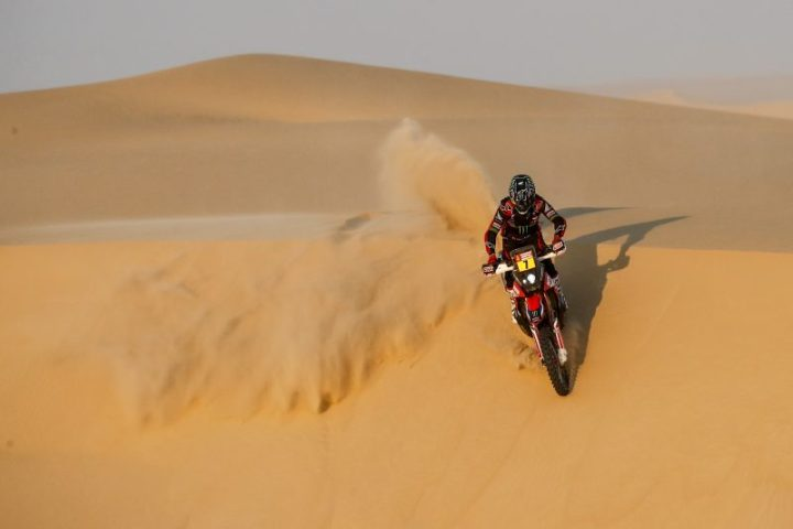 2020 Dakar Rally: Day 11