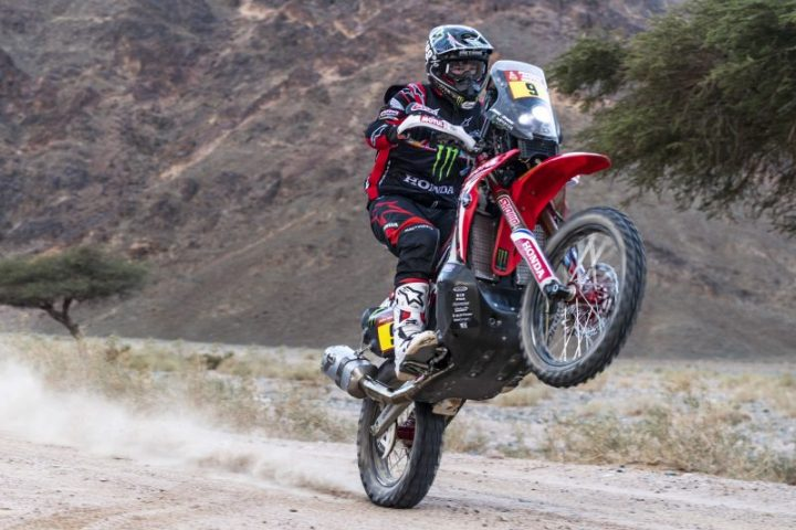 2020 Dakar Rally: Day 4