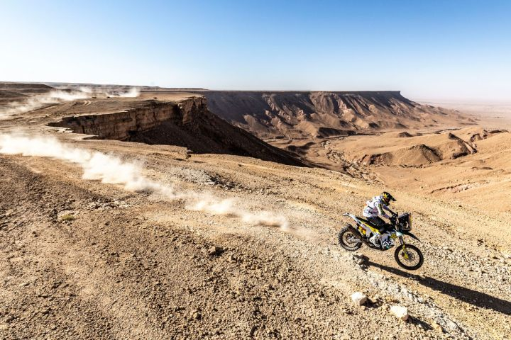 2020 Dakar Rally: Day 9