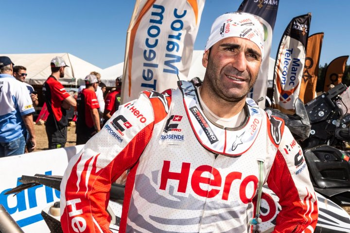 2020 Dakar Rally: Day 7