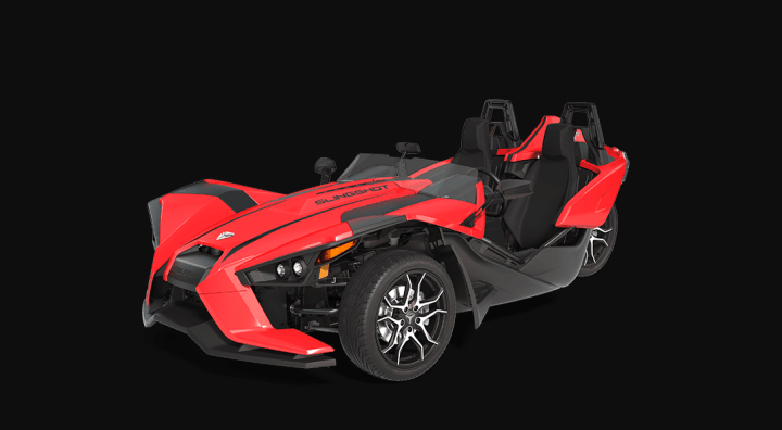 The 2020 Polaris Slingshot gets a new engine, new auto transmission option, other tweaks