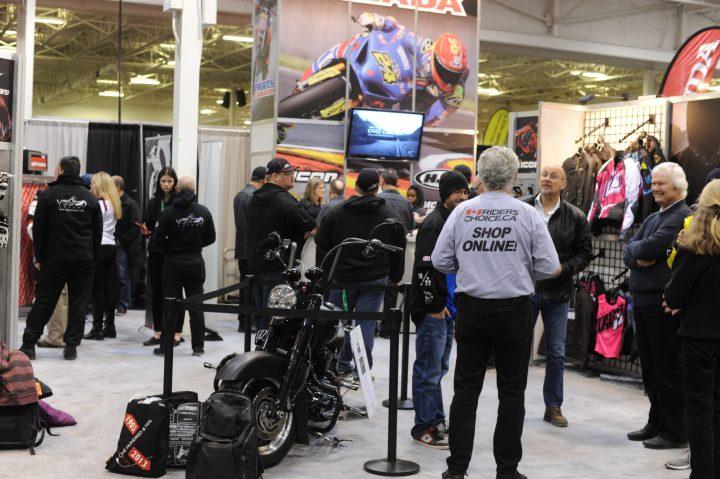 Toronto Motorcycle Supershow runs this weekend