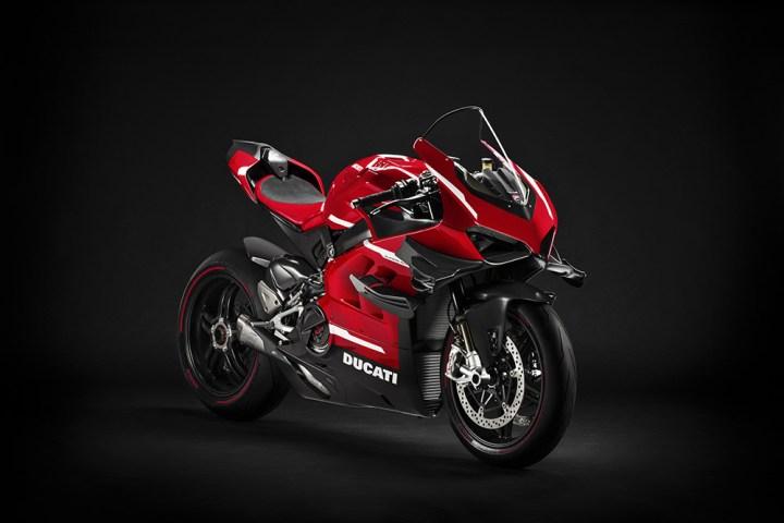 Ducati Superleggera V4 revealed: The firm's most powerful superbike yet