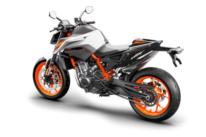 More Details of 2020 KTM 890 Duke R Shared