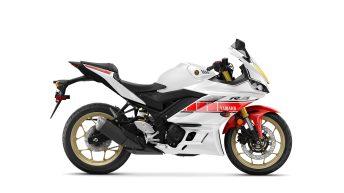 2022 Yamaha R3. Photo: Yamaha