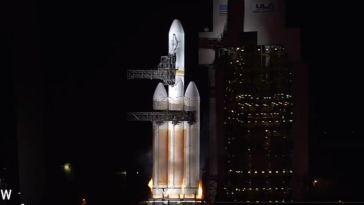 Le lancement d'un satellite américain d'espionnage a échoué pour la deuxième fois avant le décollage