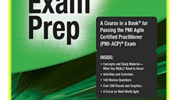 PMI-ACP Exam Prep: Updated 2nd Edition 2018 Rapid Learning by Mike Griffiths