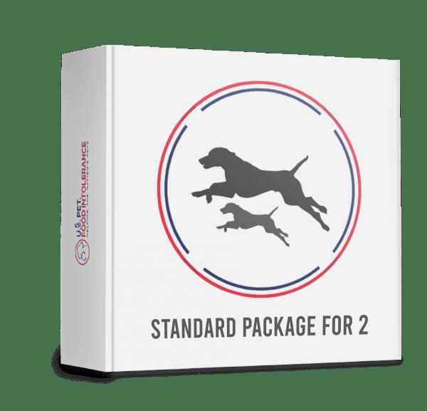 Standard US Dog Food Intolerance Test