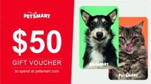 Pet Smart Voucher
