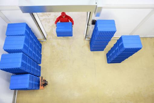 manutention manuelle des matériaux