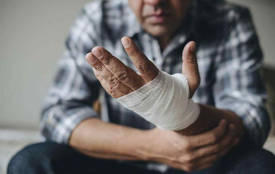 Manual Labour Shouldn't Mean Manual Trauma
