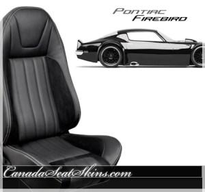 Pontiac Firebird Restomod Bucket Seats
