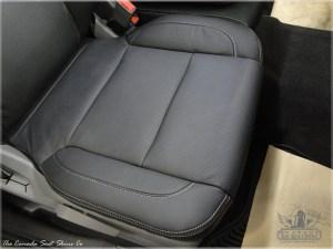 GMC Sierra Leather Seats