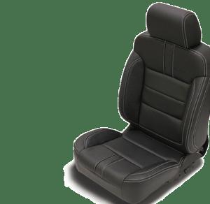 Silverado katzkin Leather Seats
