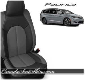 2017 Chrysler Pacifica Custom Leather Seats
