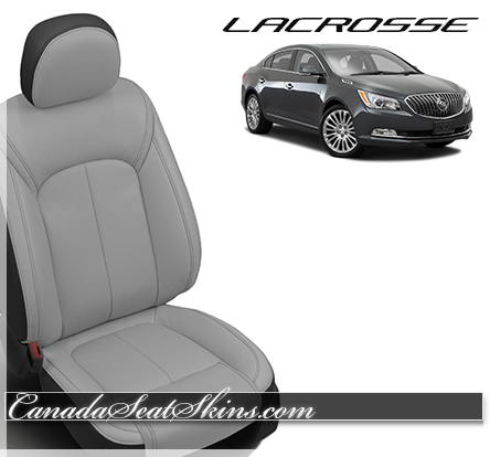 014 - 2016 Buick Lacrosse White Leather Seats