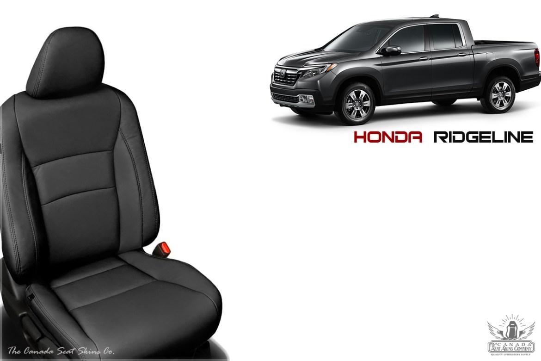 2017 Honda Ridgeline Leather Interior Sales Sheet