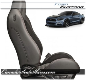 2015 - 2017 Mustang TMI Sport Bucket Seats