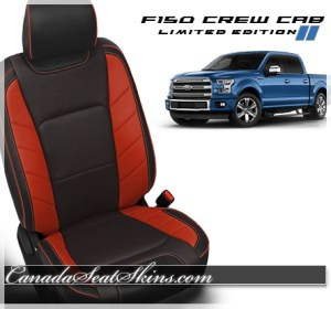 2016 F150 Custom Leather Packages