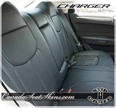 2006  2014 Dodge Charger Clazzio Seat Covers