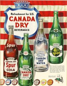 Canada Dry -- Varieties