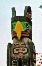Oscar Maltipi Pole, Stanley Park, Vancouver