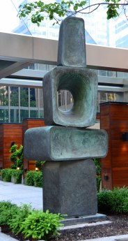 """Parent I"" (1984), Barbara Hepworth"