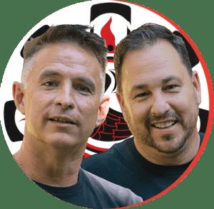 Paul Lacerte and Jeffrey Cyr headshot